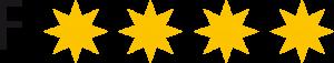 Mit 4-Sternen Zertifiziert